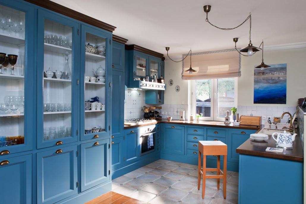 Kuchnia w stylu angielskim Galeria inspiracji  Blog